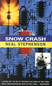 Snowcrash Cover