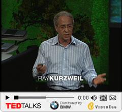 Ray Kurzweil on TED Talks