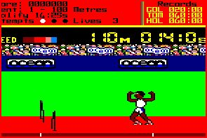 Daley Thompson pixels