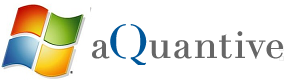 aQuantive + Microsoftlogo