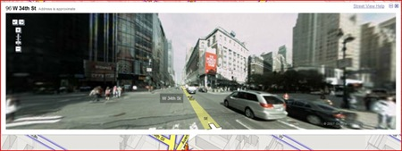 macy's in google street view