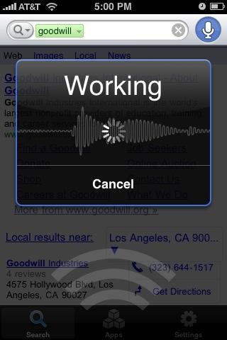 Google Voice thingy